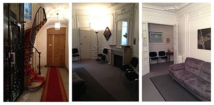 Cabinet de Paris