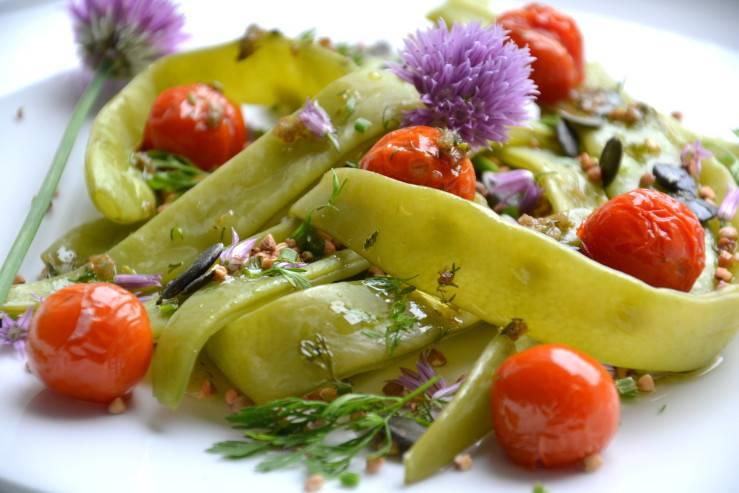Salade-haricots-plat-chrononutrtion