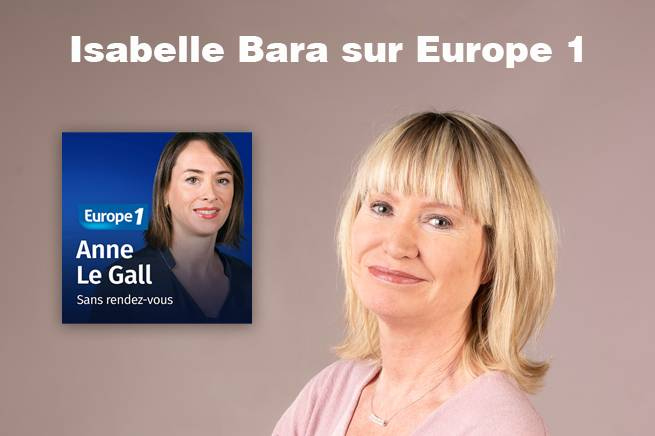 Isabelle-Bara hrononutritionniste sur europe1